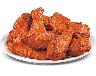 Chicken Wings with Dirky Sauce