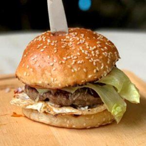 El Patron Beef Burger