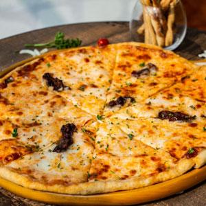 GFC magda margherita pizza.